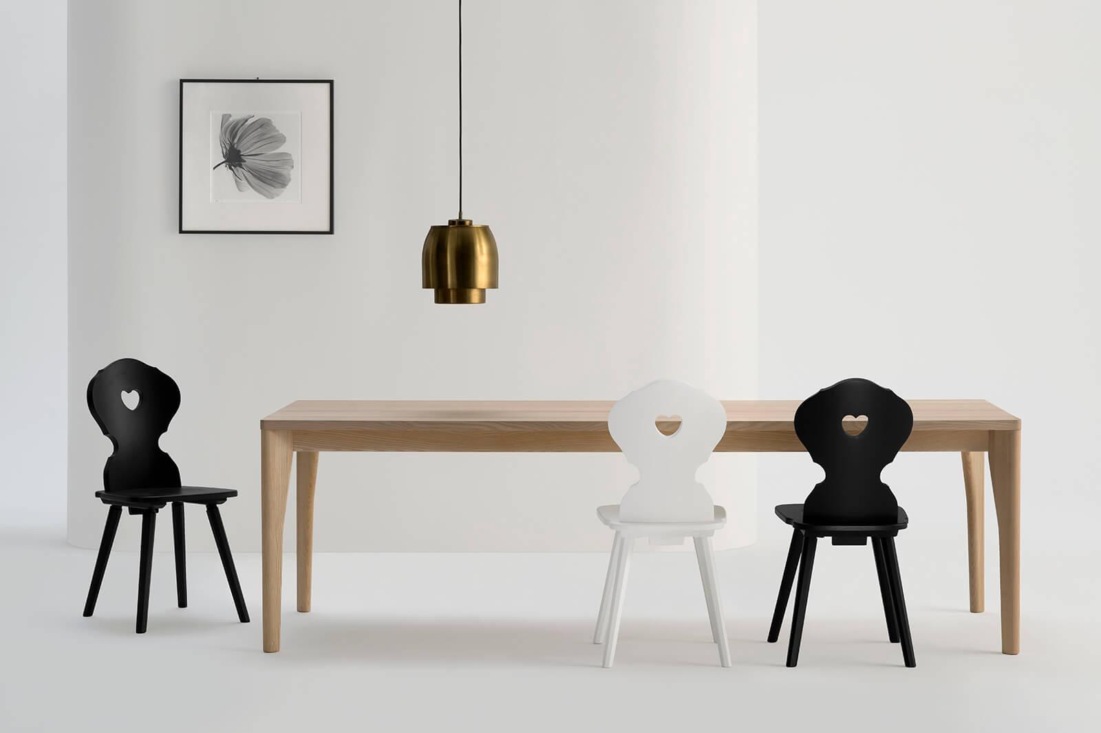 Sipa produzione sedie e tavoli in legno a Premariacco, Udine
